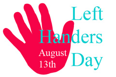 Image result for Images for Lefthanders day 2019