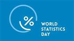 World Statistics Day is celebrated on 20th October