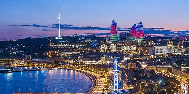 Впервые годовщина провозглашения независимости Азербайджана была отпразднована 28 мая 1919 года