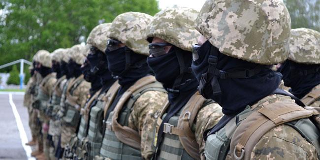 День ССО Украины