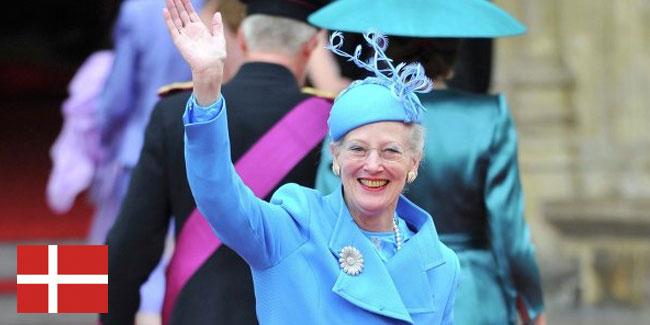 Национальный праздник Королевства Дании (День рождения Королевы Маргрете ІІ)