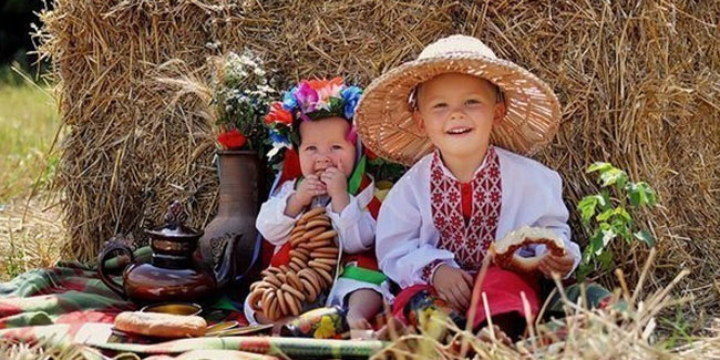 День защиты детей в Украине ежегодно отмечается 1 июня
