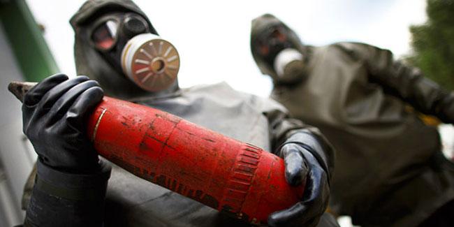 День памяти всех жертв применения химического оружия