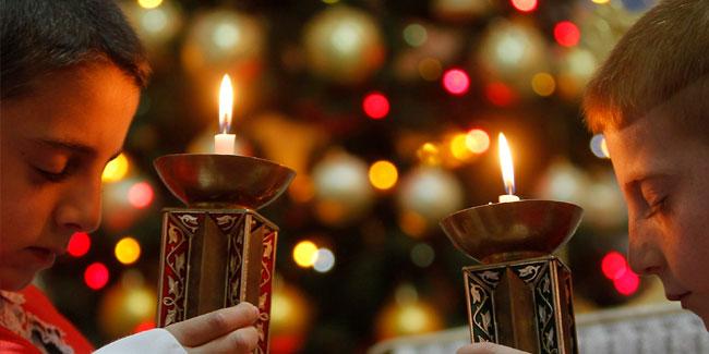 Католическое Рождество в 2019 году: дата, какого числа праздник