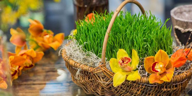 В день весеннего равноденствия отмечается Навруз