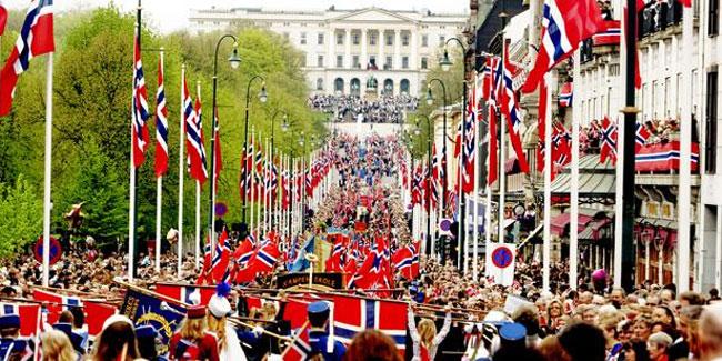 Конституция Королевства Норвегия разработана учредительным собранием в городе Ейдсволле