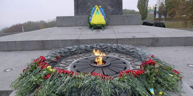 День освобождения Украины от фашистских захватчиков со стороны немецкой Германии
