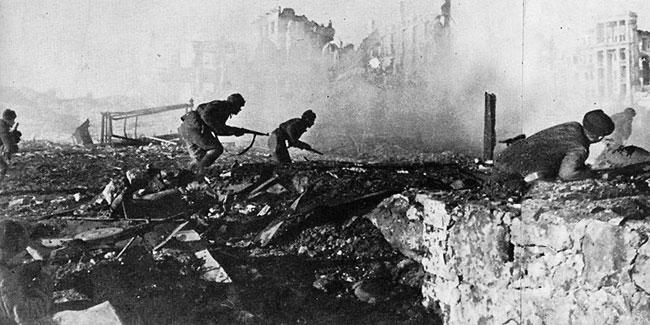 День Победы Советского Союза над фашистской Германией в Великой Отечественной войне