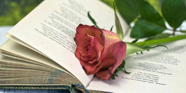 Первый, кто сравнил щёки юной девушки с розой, был поэтом