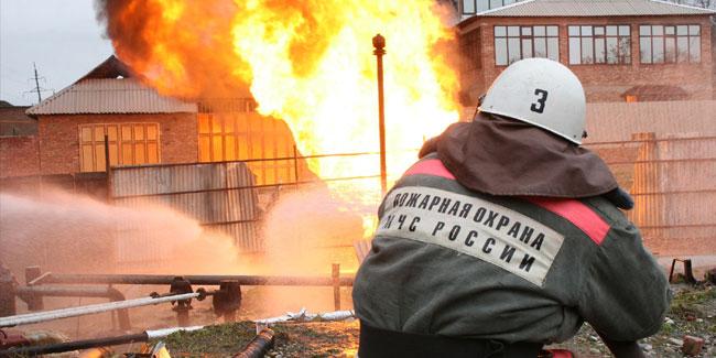 День пожарной охраны РФ