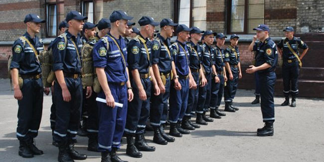 с днем спасателя украины картинки