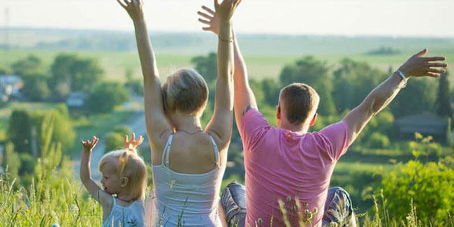 Семья принадлежит к важнейшим общественным и государственным ценностям