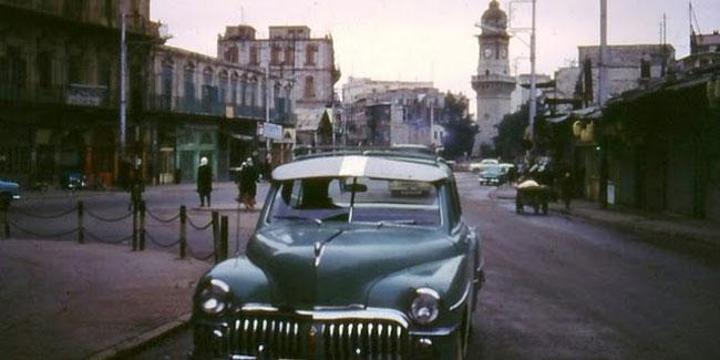 Алеппо в 1961 году