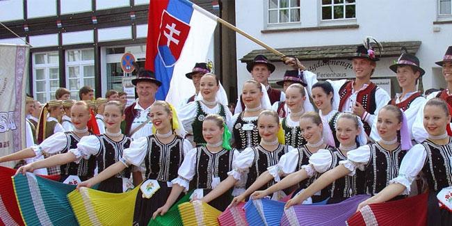 День конституции словакии пухов словакия