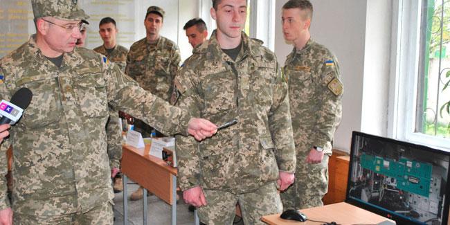 День специалиста военно-социального управления ВСУ