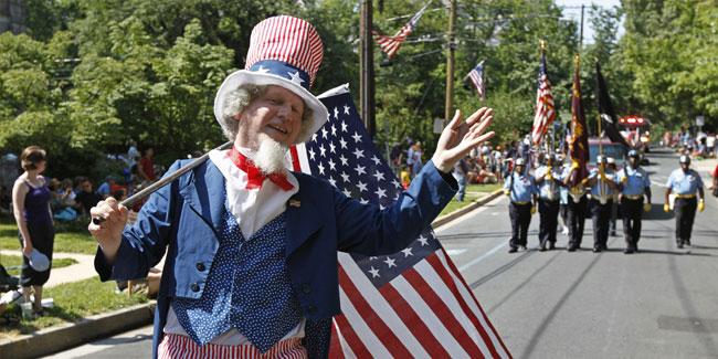 Джон Хэнкок подписал Декларацию независимости 4 июля 1776 года
