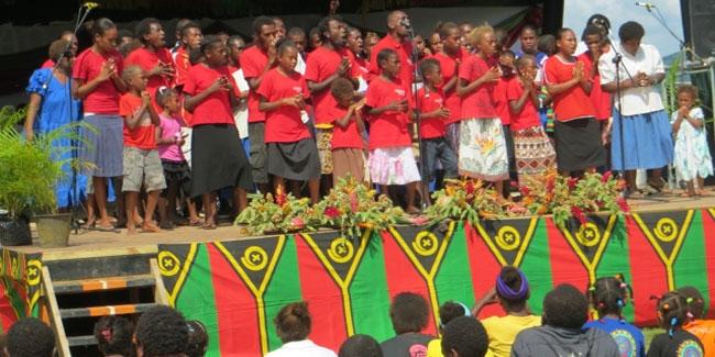 Государственный праздник в Республике Вануату отмечается 30 июля