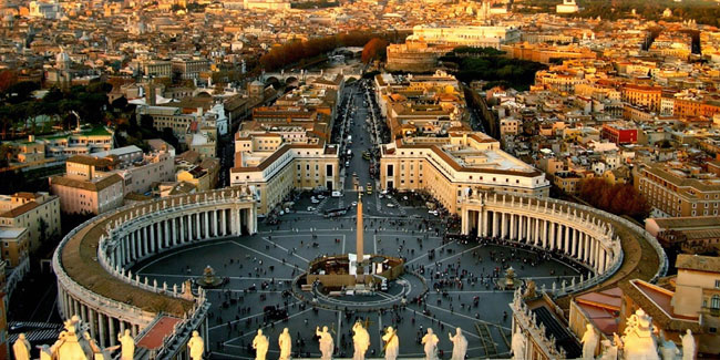 День Независимости государства-города Ватикан