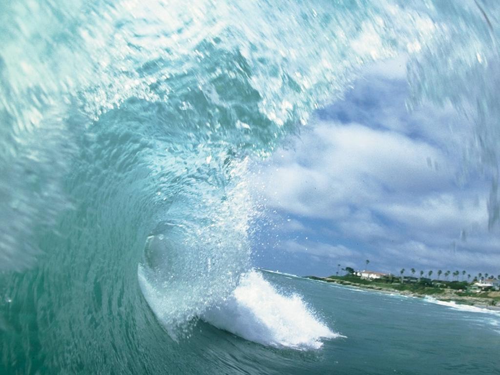 Живые картинки море которые двигаются, какой плотности брать