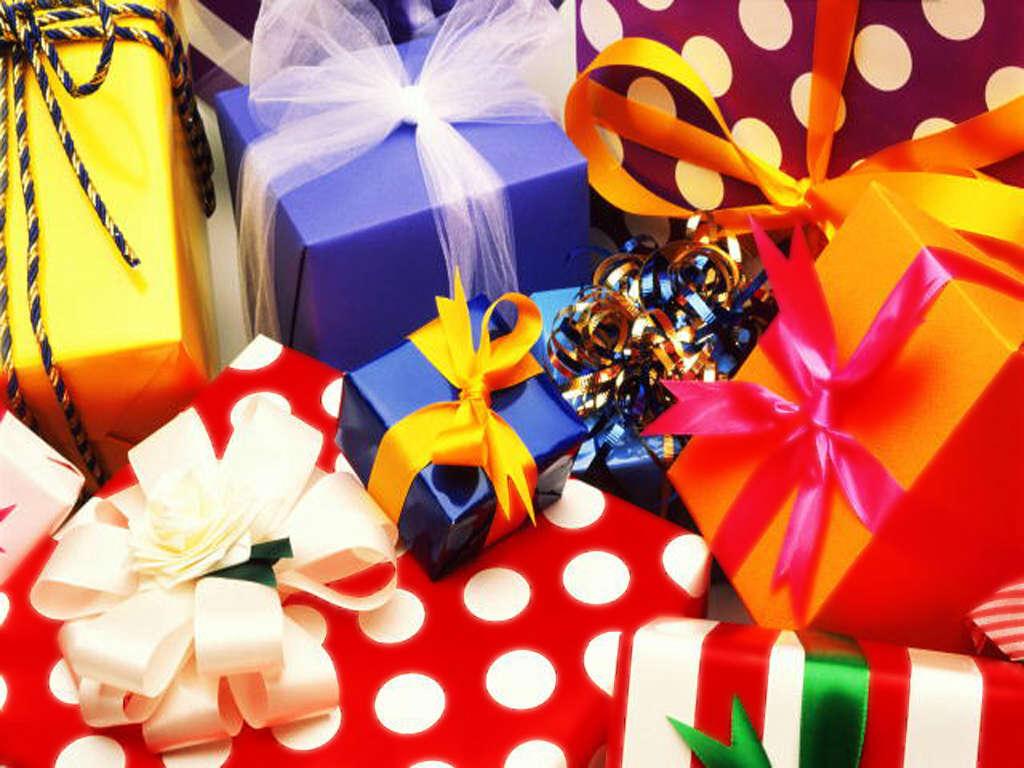 Фестиваль подарков