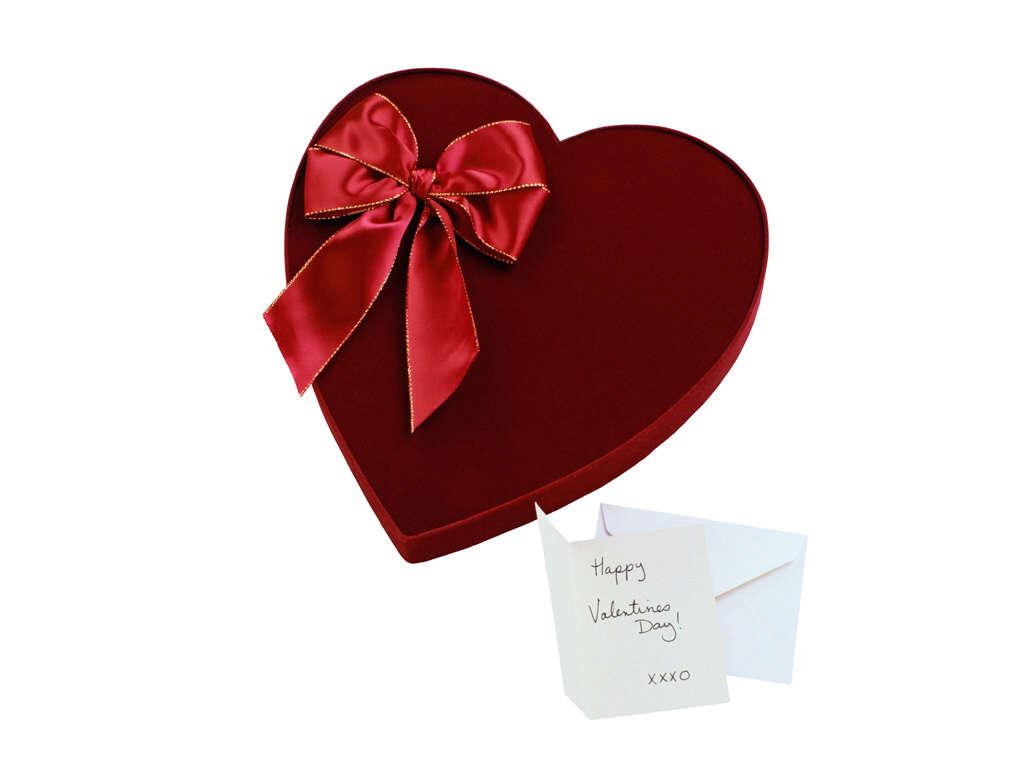 Подарок ему в день святого валентина 484